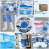 山东海迪科医用制品有限公司专业生产防疫产品,口罩,防护服等